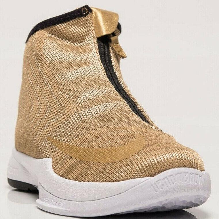 Nike Zoom Kobe Icon JCRD Homme Nouveau Doré Métallisé dernière Taille 9.5 US 819858-700