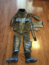 Stargate SG1 SG-1 Screen used Jaffa  Costume Prop original with COA