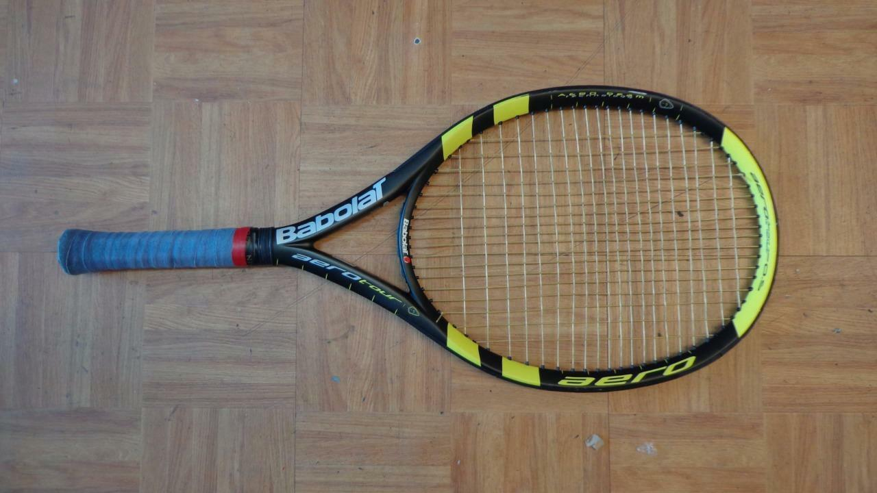 BABOLAT Aero Tour 107 Head 4 3 8 grip raquette de tennis