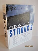 Strongest Strong's Exhaustive Concordance Of The Bible By James Strong