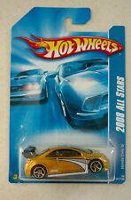 HOT WHEELS 2008 Honda Civic Si W/ 5 SP WHEELS gold 47/196