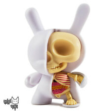 Half Ray Dunny Kidrobot Limited Edition Jason Freeny - 5 Inch Vinyl Figure NEW