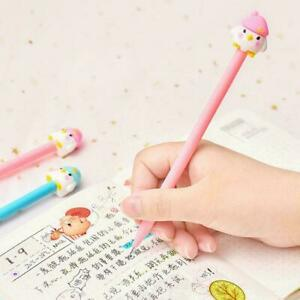 Cartoon-Kawaii-Chick-0-5mm-Black-Ink-Pens-Ballpoint-Gel-Pen-Gift-Pen-H8T9