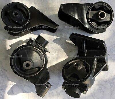 4pcSet fits Audi A4 Quattro 2002 2003 2004 2005 1.8L Turbo M//T Motor Mounts