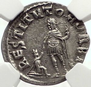 VALERIAN-I-Authentic-Ancient-Silver-Roman-256AD-RESTITVTOR-ORBIS-Coin-NGC-i70143