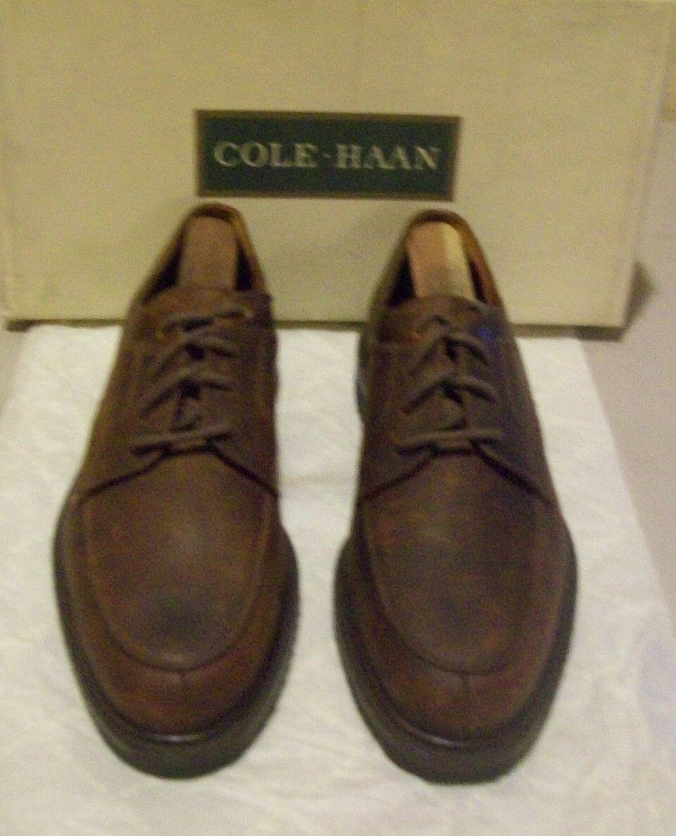 New Cole-Haan Loudan 7.5 M dr. earth/burnt ivory (3856)