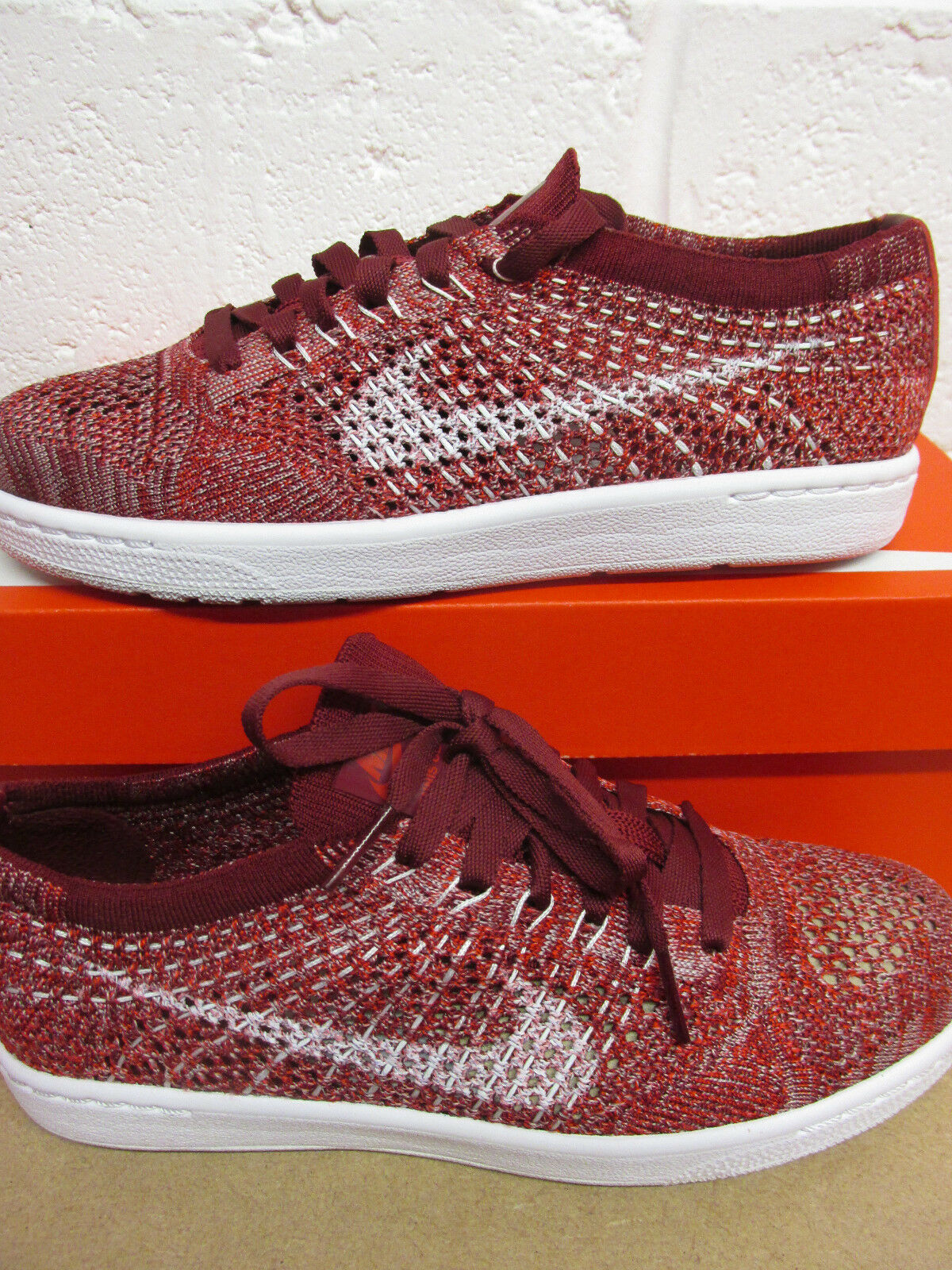 Nike Womens Tennis Classic Ultra Flyknit Running Trainers 833860 600 Sneakers