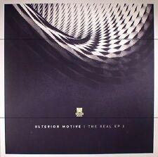 "ULTERIOR MOTIVE - The Real EP - Vinyl (12"") Drum And Bass. Shogun Audio"