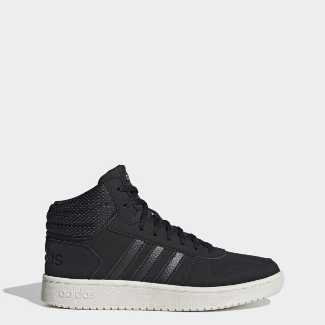 adidas Hoops 2.0 Mid Shoes Women's