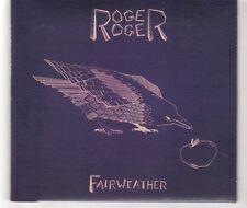 (HG880) Roger Roger, Fairweather - 2015 CD