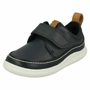 Shoes Clarks 'cloud Navy Boys Casual Ember' EqCrYqw