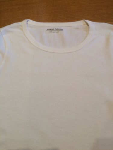 SPEDIZIONE GRATUITA M/&S Ragazze manica lunga girocollo T Shirt Puro Cotone SZ 6-24