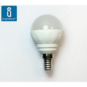 Aigostar A5 G45/g95/g120 - bombillas Led Esféricas calidad premium. opciones. G45 5W E27 grande 6400k luz Fría pack de 10 unidades