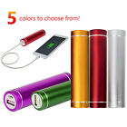 Portable Power Bank External 2600mAh Battery Charger For Mobile Phone