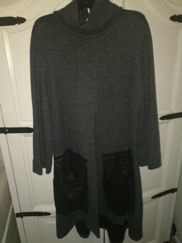 Taille 5 Surmonté Effet Tweed Gris En Alembika wHXXqzOv