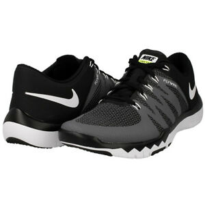 00f2f8b09a74 ... white black training shoes 667520 100 size 12 74535 56b0c  canada image  is loading nike men 039 s free trainer 5 0 ffa6f cd220