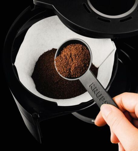 Krups f30908 Proaroma Filtre MacHine à Café 10 Tasses 1050 W goutte à goutte-Stop Noir