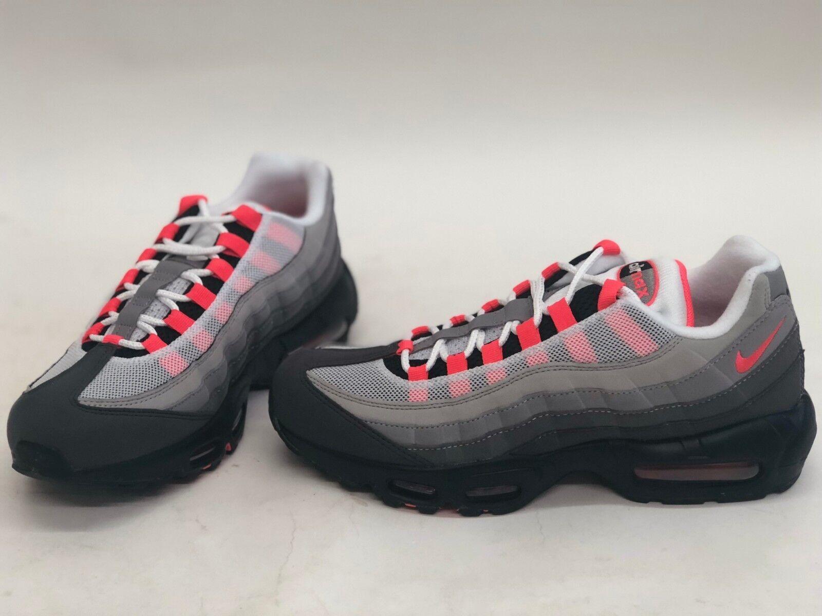brand new 41aa6 20faa Pennino Uomo Taglia 9 Nike Air Air Air Max 95 Essenziale At2865-100 577163