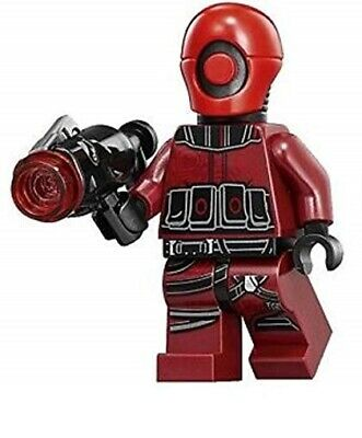 LEGO STAR WARS Guavian Security Soldier MINIFIG new from Lego set #75180  New