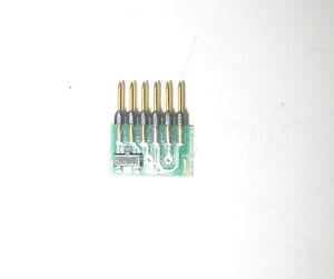 Fleischmann Pièce De Rechange-interfaces-aveugle Connecteur 6 Broches 664002--blindstecker 6-polig 664002 Fr-fr Afficher Le Titre D'origine