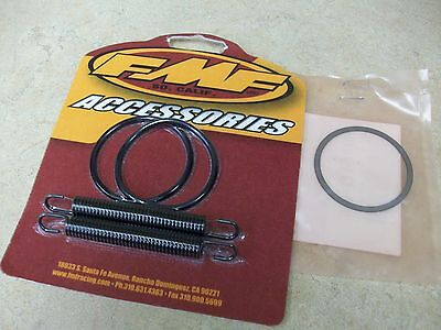 05-07 NEW FMF PIPE SPRINGS EXHAUST GASKETS FOR HONDA CR250 CR 250 250R 92-01