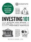 Investing 101 by Michele Cagan (Hardback, 2016)
