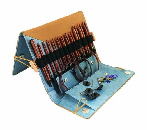 31281 Art. KnitPro Ginger Deluxe-set con largas puntas de aguja