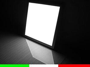 Plafoniera Led Quadrata 30x30 : Pannello led w quadrato plafoniera cm luce bianca