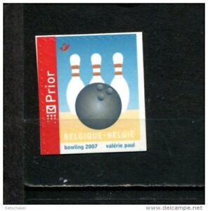 Belgique-3604b-MNH-2007-Sport-Bowling