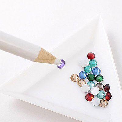 1 x Wax Pen Nail Craft Art Rhinestone Crystal Gemstone Picker Tool