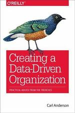 Creating A Data-Driven Organization: By Carl Anderson