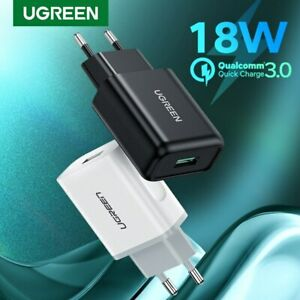 Ugreen-USB-Charger-Quick-Charge-3-0-Rapid-USB-Wall-Charger-Adapter-For-iPhone-LG