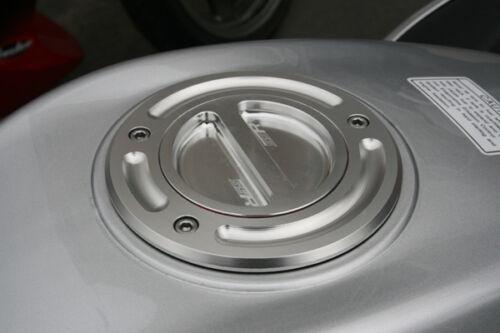 2015 + New Kawasaki Ninja H2R H2 H2R//H2 Gas Fuel Cap in Silver