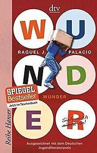 Wunder-Sieh-mich-nicht-an-von-Palacio-Raquel-J-Buch-Zustand-gut