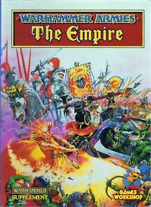 Warhammer Empire Army Book
