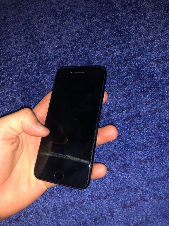 iPhone 7, 512 GB, sort
