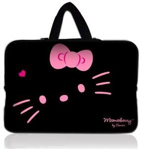 451f1ee6f Image is loading HelloKitty-Neoprene-Laptop-Sleeve-Bag-Case-Notebook-Cover-
