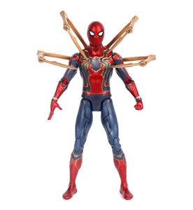 Marvel-Spider-Man-Spiderman-Avengers-Infinity-War-Iron-Action-Model-Figure-Toy