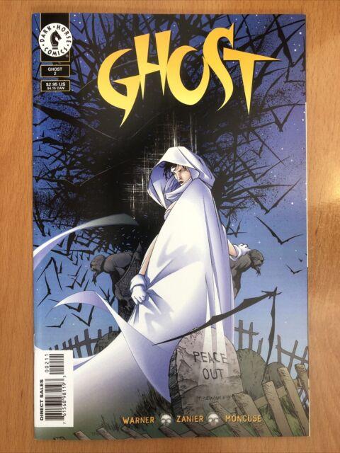 Dark Horse Comics GHOST #2 VF-NM