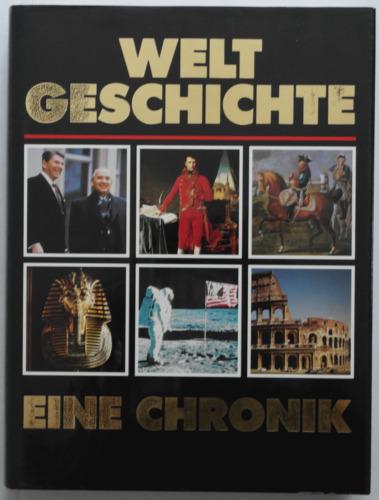 1 von 1 - Weltgeschichte - Eine Chronik /Hanns Joachim Friedrichs