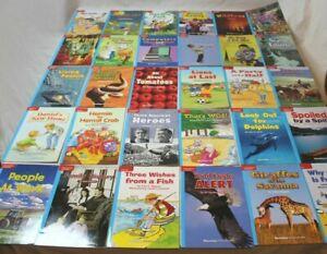 Set-of-30-MacMillan-McGraw-Hill-Treasures-On-Level-Grade-2-Leveled-Readers-VGC