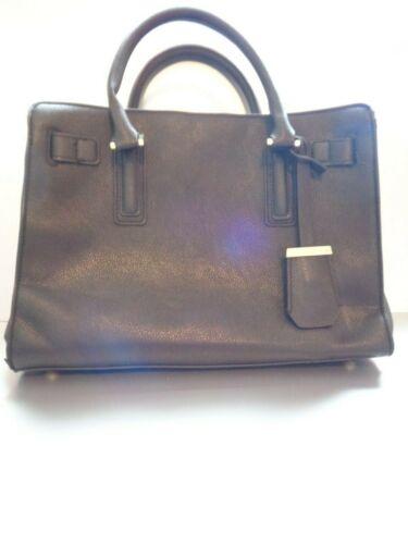 316fd036d0df Women s Handbag Leather Satchel Faux Black Merona vwtXarv