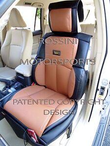I-Semi-passend-fuer-ein-Saab-9000-Auto-Sitzbezuege-ys09-Recaro-Sport-braun