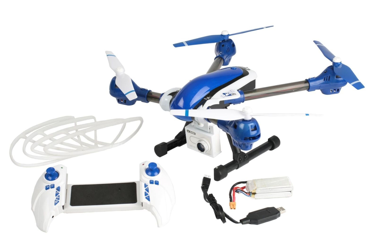 Rage R C-Toner FPV RTF Drone 390
