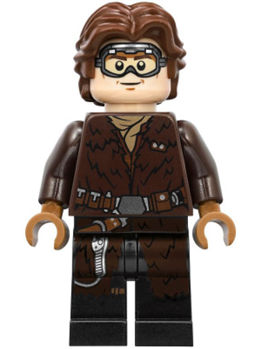 NEW LEGO HAN (SW949) SOLO FROM SET 75217 STAR WARS SOLO (SW949) HAN 0d8843
