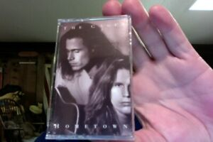 The Cages- Hometown- sealed cassette tape