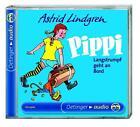 Pippi Langstrumpf geht an Bord. CD von Astrid Lindgren (2007)