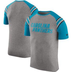 Carolina Panthers Mens Nike Enzyme Shoulder Stripe T-Shirt - Large ... ecfe782d3