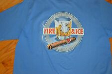 """Tommy Bahama """"Fire & Ice"""" Relax T-Shirt Men's Size: Small (S) Color: Buzios NWT"""
