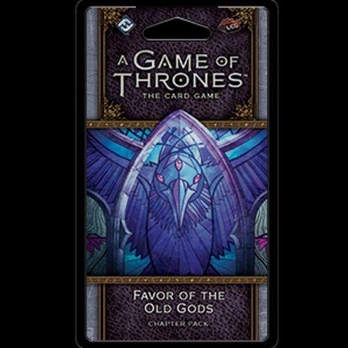 Faveur des anciens dieux Chapter Pack pour un Game of Thrones Galaxie compacte lumineuse 2nd Edition